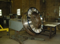 Stainless Steel Fabrication for Power Generation